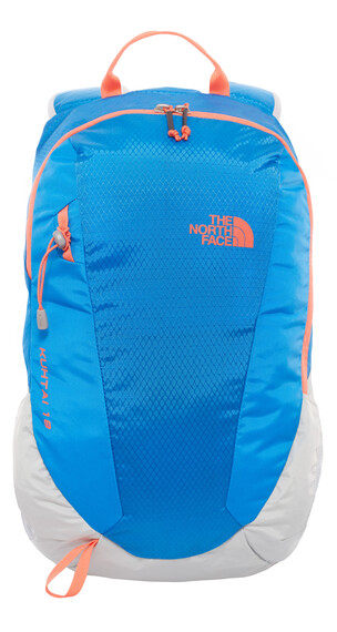 The North Face Kuhtai 18 Backpack clear lake blue/radiant orange